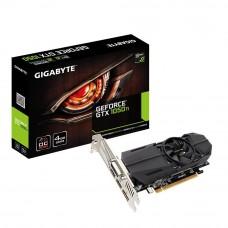 Видеокарта GIGABYTE PCI-E 3.0 16x NVIDIA GeForce GTX 1050 TI 128bit  4Gb GDDR5 GV-N105TOC-4GL