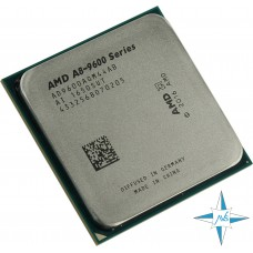 процессор Socket AM4 AMD ZEN Processor A8-9600 (2M cash , 65W , Cores 4, desktop CPU) #Part Number AD9600AGM44AB