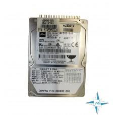 HDD 2.5'' IDE, 30 Gb, TOSHIBA MK3021GAS, 4200prm, 2mb