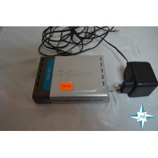 ADSL модем D-Link DSL-500T, RJ-11 ADSL, RJ-45 10/100Мбит/с Fast Ethernet LAN