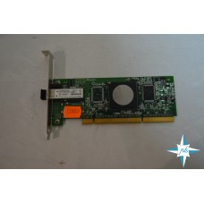 Контроллер Fibre Channel QLOGIC QLE2460-HP FC2410401-21 4GB Single Port Pci-X HBA