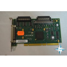 Контроллер SCSI Host Controller Card LSI Logic SYM21040 33 Ultra 160