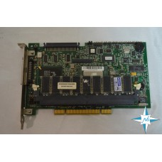 Контроллер SCSI Host Controller Card Qlogic Series 475 Rev-B3 isp10160a