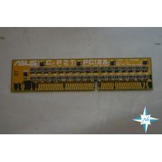 Заглушка ASUS C-P2T PC100 SLOT-1 2nd CPU Terminator