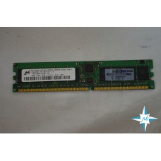 Модуль памяти DDR ECC Reg DIMM, 1Gb, Micron, 333MHz, CL2.5, PC2700