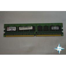 Модуль памяти DDR-2 ECC Unbuf DIMM, 512 Mb, Kingston (KVR533D2E4/512), 266 Mhz, PC2-4300