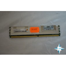 Модуль памяти DDR-2 ECC FB DIMM, 2 Gb, Qimonda, 667MHz, CL5 240-Pin, PC2-5300