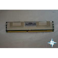 Модуль памяти DDR-2 ECC FB DIMM, 1 Gb, QIMONDA HYS72T128420HFA-3S-B, 667 MHz, PC2-5300F