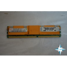 Модуль памяти DDR-2 ECC FB DIMM, 1 Gb, Hynix, 667MHz, CL5 Dual Rank, 240-Pin