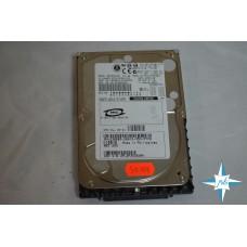 """HDD 3.5"""" SCSI, 36,6 Gb,Fujitsu MAP3367NC UW320"""