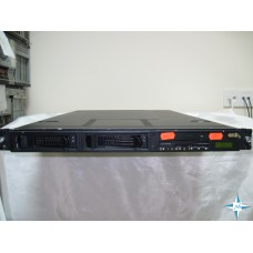 "SERVER 1U RM 19"" - NEWISYS 1U2P, 2x DualCore AMD Opteron 290, 8 Gb RAM, SCSI LSILOGIC Disk Array 2*73 Gb"