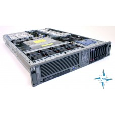 "SERVER 2U RM 19"" - HP ProLiant 385 G2, CPU 2x QuadCore AMD Opteron 2384, 32 Gb RAM, SATA-III/SAS Smart Array HP P400, SAS 72 Gb"