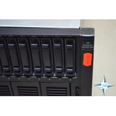 "SERVER 7U RM 19"" - HP ProLiant DL785 G6, 8x SixCore AMD Opteron 8431, 2400 MHz, 256 Gb RAM, HP Disk P400 Array SAS 2*72 Gb"