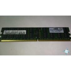 Модуль памяти DDR-2 ECC Reg DIMM, 4 Gb, Samsung M393T5160QZA-CE7Q0, 800 Mhz, PC2-6400