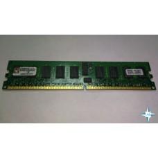 Модуль памяти DDR-2 ECC Reg DIMM, 2 Gb, Kingston KVR667D2D8P5/2G, 667 Mhz, PC2-5300