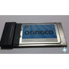 Сетевой адаптер беспроводный Lucent Technologies Orinoco Silver 802.11B Wireless PCMCIA Card