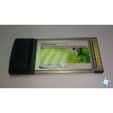 Сетевой адаптер беспроводный Surecom EP-9428-gp 802.11G Wireless PCMCIA Card