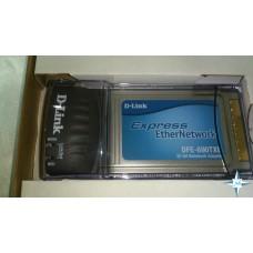 Сетевой адаптер D-link DFE-690TXD PCMCIA Card