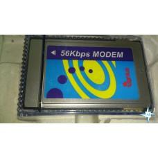 Fax modem Genius GM56K-P,  PCMCIA Card