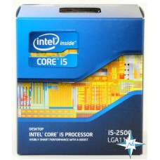 процессор LGA1155 Intel® Core™ i5 Processor 2500S (6M Cache, 2.70 GHz) #Part Number SR009