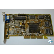 Видеокарта AGP, Nvidia RIVA TNT2, 32 Mb