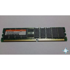 Модуль памяти DDR ECC Reg DIMM, 1Gb, Hynix, 266MHz, CL2.5, PC2100