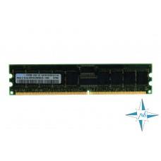 Модуль памяти DDR ECC Reg DIMM, 1Gb, Samsung, M312L2923CZ3-CB3, 333MHz, CL2.5, PC2700