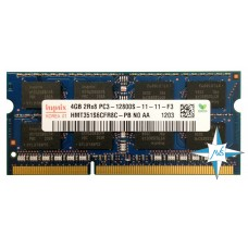 Модуль памяти DDR-3 noECC Unbuf SO-DIMM, 4Gb, Hynix HMT351S6CFR8C/4G , PC3-10600