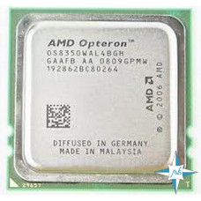 процессор SocketFr2 AMD K10 Processor Opteron 8350 (quad-core server CPU) #Part Number OS8350WAL4BGH