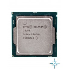 процессор LGA1151 Intel® Celeron® Processor G3900 (2M Cache, 2.80 GHz) #Part Number SR2HV