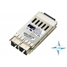 Трансивер Cisco WS-G5484 (QFBR 5690) 1000BASE-SX SFP GBIC Optical transceiver, 850nm, p/n: 30-0759-01 (3075901)