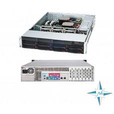 "SERVER 2U RM 19"" SuperMicro X7DB8 SAS/SATA Disk BackPlane"