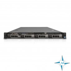 Корпус server chassis, Dell PowerEdge R310, 1U, без б/п (Dell Part Number 0X6VT9)