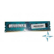 Модуль памяти DDR-3 noECC UnBuf DIMM, 4Gb, Hynix, PC3-12800U (HMT351U6CFR8C-PB/4G)