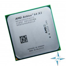 процессор Socket AM2 AMD K8 Processor Athlon 64 x2 6000+ (3.0 Ghz, 125W, dual-core desktop CPU) #Part Number ADX6000IAA6CZ