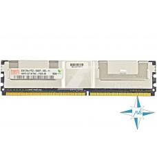 Модуль памяти DDR-2 ECC FB DIMM, 8 Gb, Hynix HMP31GF7AFR4C-Y5D5, 667MHZ PC2-5300 CL5