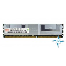 Модуль памяти DDR-2 ECC FB DIMM, 2 Gb, Hynix HYS72T256420EFA-3S-B2, 667MHZ PC2-5300 CL5