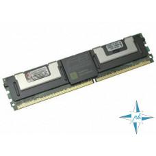 Модуль памяти DDR-2 ECC FB DIMM, 1 Gb, Kingston KVR667D2D8F5/1G, 667MHZ PC2-5300 CL5