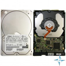 "HDD 3.5"" IDE, 82 GB, IBM Deskstar IC35L090AVV207-0"