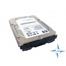 "HDD 3.5"" FC, 600 Gb, HP BD600DAJZK, 10000rpm, 16mb (Part Number AP732B, AP732A, 518735-001)"