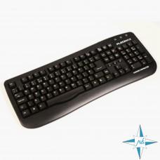 Клавиатура Pleomax PKB-700, black, PS/2