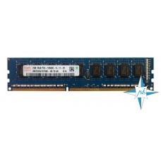 Модуль памяти DDR-3 ECC UnBuf DIMM, 2Gb, Hynix, PC3-10600E (HMT325U7CFR8C-H9/2G)