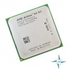 процессор Socket AM2 AMD K8 Processor Athlon 64 x2 3800+ (2.0 Ghz, 89W, dual-core desktop CPU) #Part Number ADA3800CUBOX
