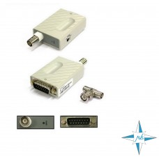 Трансивер SURECOM EP201 10BASE2 порты DB-15  PN 7G21957