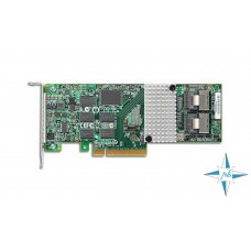 Контроллер SAS Raid Controller LSI MegaRAID 9261-8i (L3-25239-15A) 8 портов