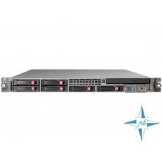 "SERVER 1U RM 19"" - HP ProLiant DL360 G5, 1x DualCore Xeon 1.6G/1066, 4 Gb RAM, SAS HP Disk Array 1*72 Gb"
