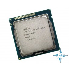 процессор LGA1155 Intel® Celeron® Processor G1610 (2M Cache, 2.60 GHz) #Part Number SR10K