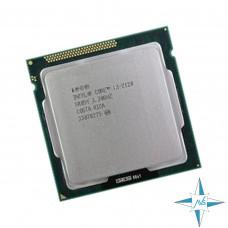 процессор LGA1155 Intel® Core™ i3 Processor 2120 (3M Cache, 3.30 GHz) #Part Number SR05Y
