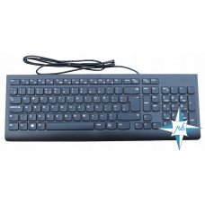 Клавиатура Lenovo KU1601, black, USB