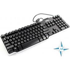 Клавиатура Dell SK 8115, black, USB